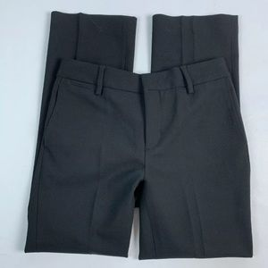VINCE Black Ankle Pants Slacks